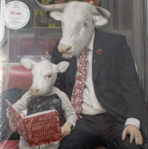 Moby - Like A Motherless Child 2 LP