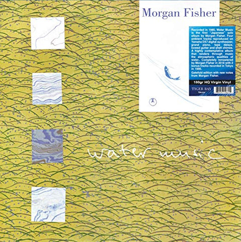 Morgan Fisher - Water Music LP 180 gram
