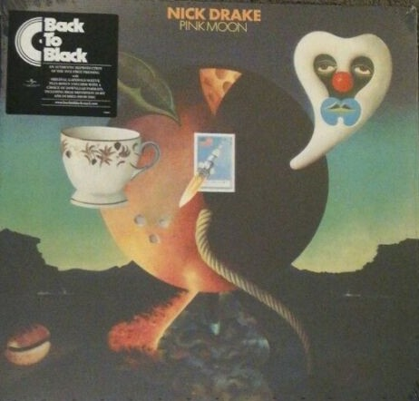 Nick Drake - Pink Moon LP Import EU /UK Pressing