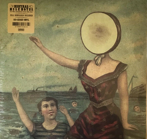 Neutral Milk Hotel - In The Aeroplane Over The Sea LP 180 gram