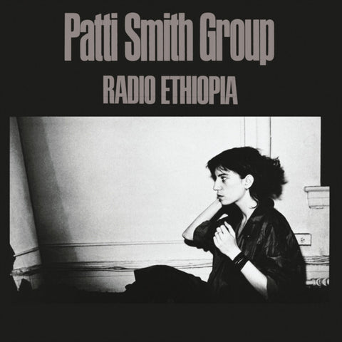 Patti Smith Group - Radio Ethiopia LP