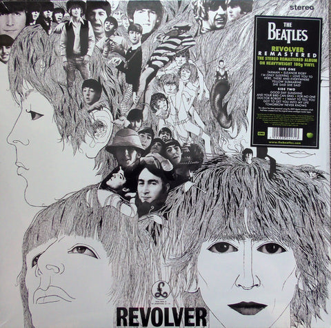 Beatles - Revolver LP 2012 Remastered