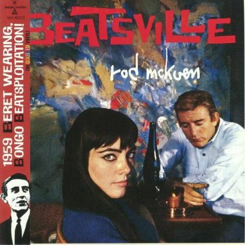 Rod McKuen - Beatsville LP Ltd. Red Vinyl