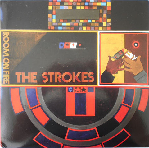 Strokes - Room On Fire LP