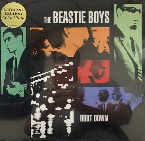 Beastie Boys - Root Down LP Ltd. Ed. Colored Viny