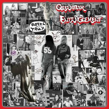 Royal Trux - Quantum Entanglement LP Ltd. Ed. Yellow Vinyl BF 2019