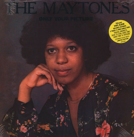 "Maytones - Only Your Picture LP + Bonus 12"" 180 gram RSD 2018"