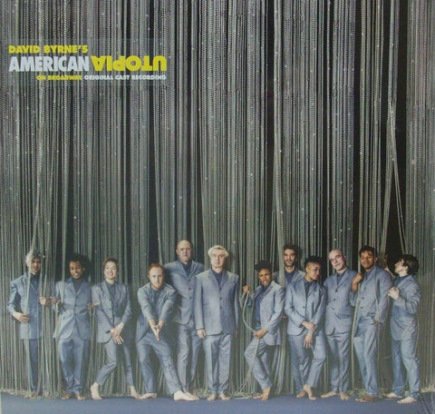 David Byrne - American Utopia Original Cast 2 LP