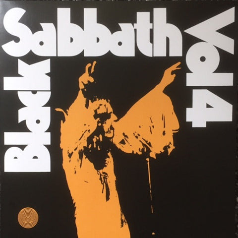 Black Sabbath - Vol. 4 LP EU/UK Import