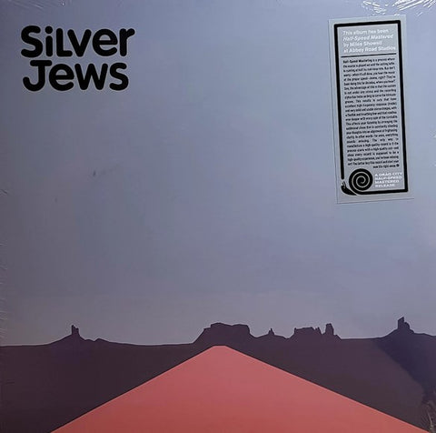Silver Jews - American Water LP Half-Speed Mastered