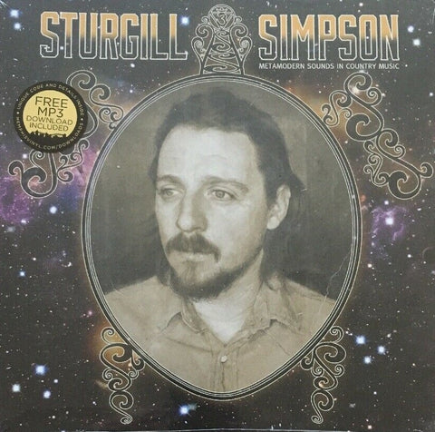 Sturgill Simpson - Metamodern Sounds In Country Music LP