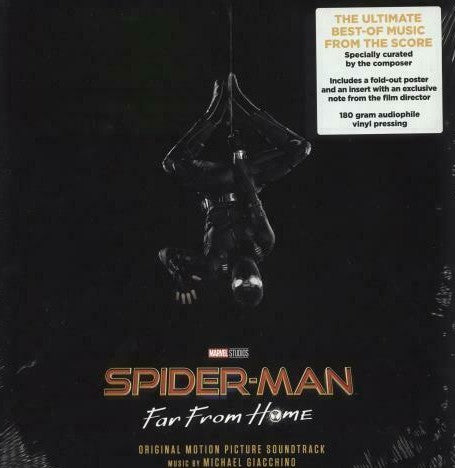 Spider-Man Far From Home LP OST 180 g Audiophile