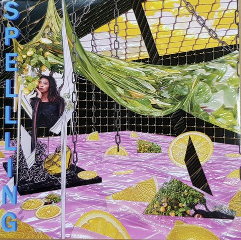 Spellling - Hard To Please 7""