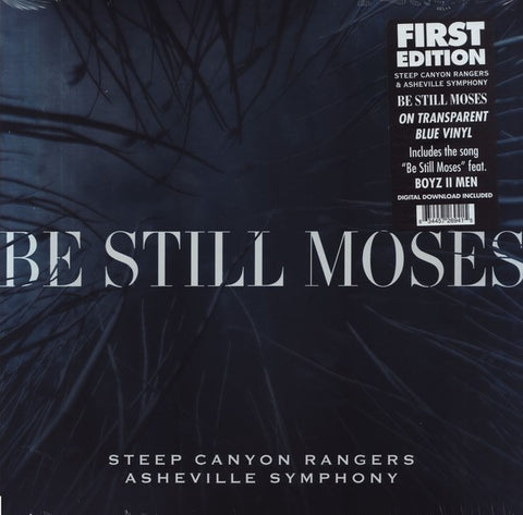 Steep Canyon Rangers - Out In The Open LP 180 gram vinyl