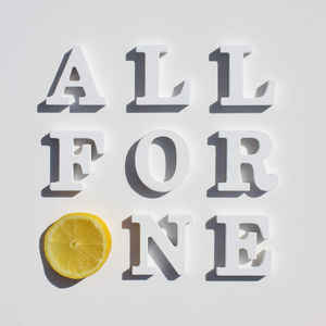 "Stone Roses - All For One 7"" Single Sided"