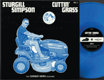 Sturgill Simpson - Cuttin' Grass Vol. 2 LP Indie Exclusive Blue Vinyl PO 4/2/21