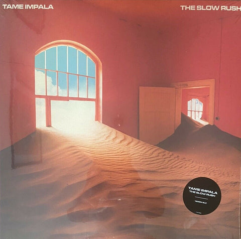 Tame Impala - The Slow Rush 2 LP 180 Gram