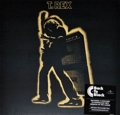 T. Rex - Electric Warrior LP 180 Gram UK / EU Import