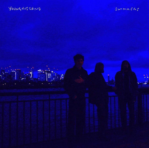 Younghusband - Swimmers LP Ltd Ed Blue Vinyl