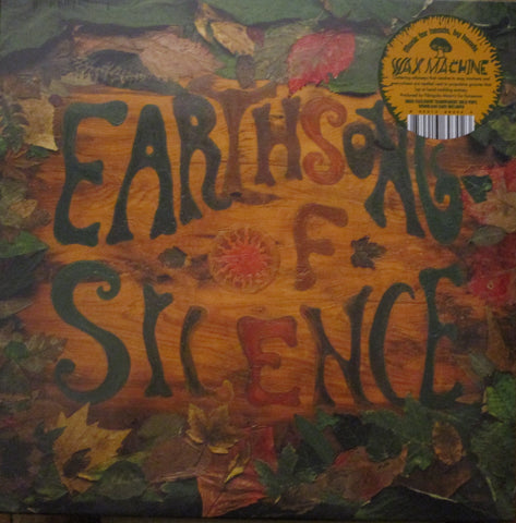 Wax Machine - Earthsong Silence LP Indie Exclusive Transparent Gold Vinyl