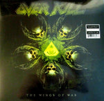 Overkill - Wings of War LP Ltd. Grey Vinyl