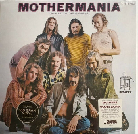 Mothers - Mothermania : The Best of... LP 180 gram