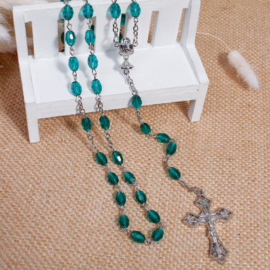 Fire-Cut Light Rosary