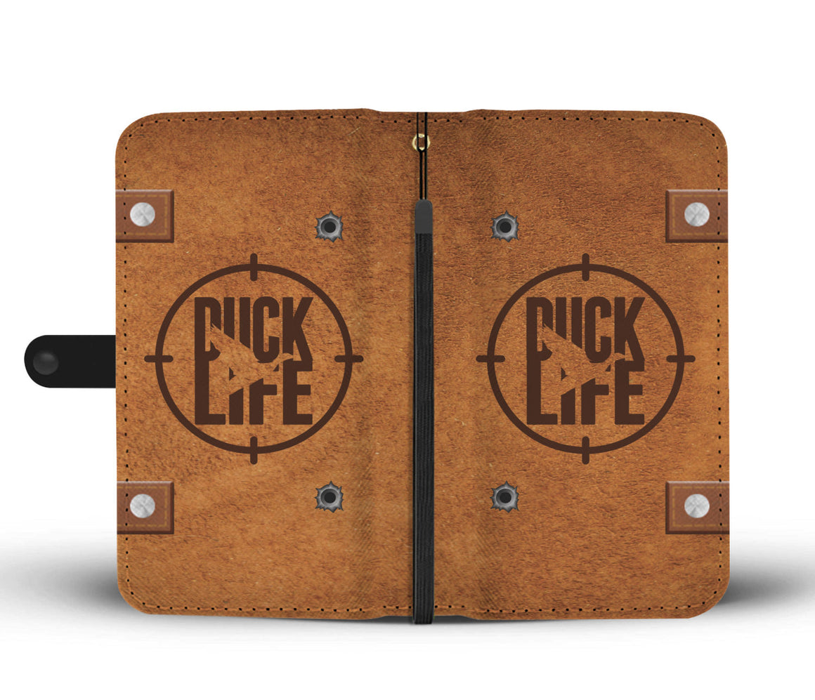 Duck Life Wallet Case