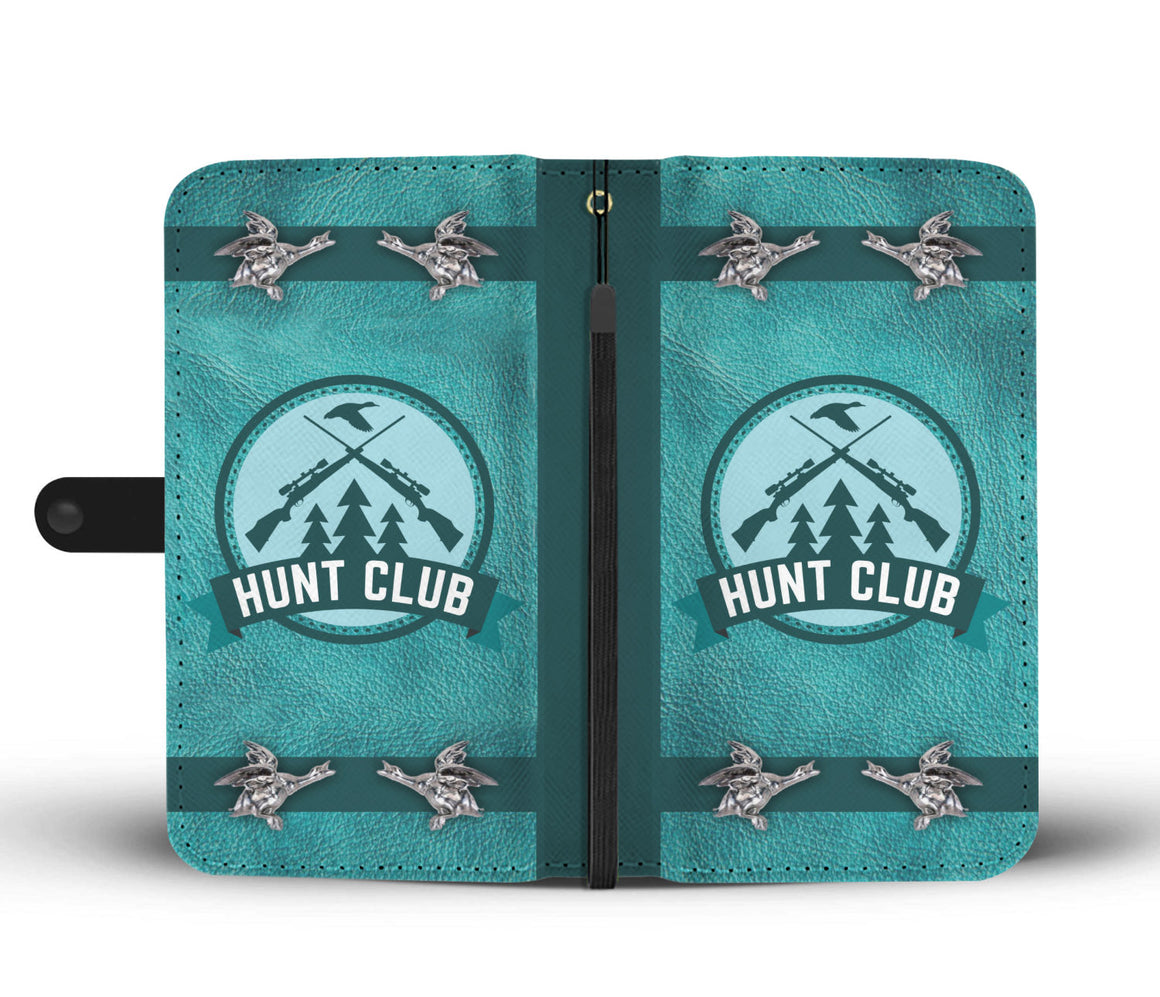 Hunt Club Wallet Case