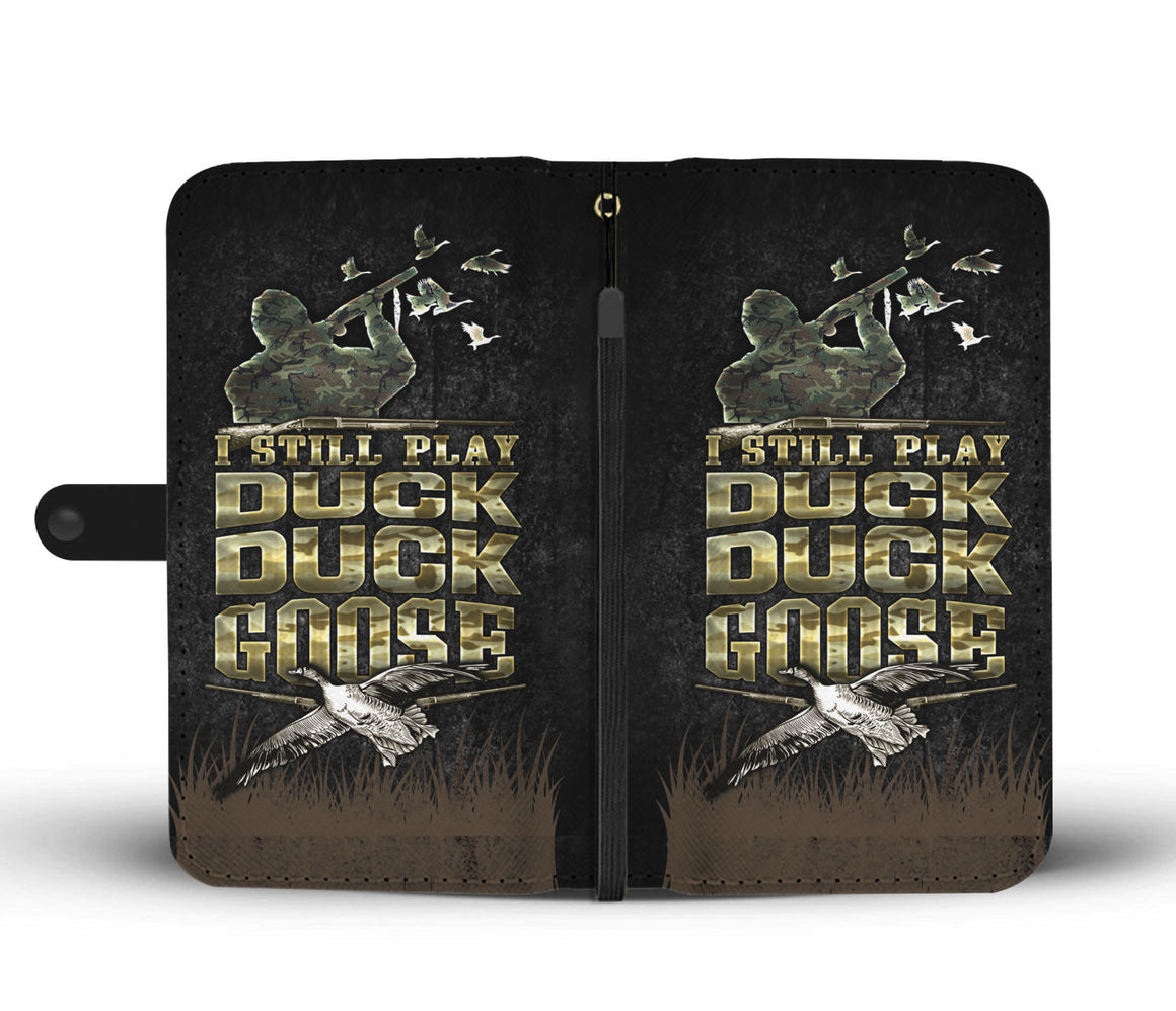 Duck Duck Goose Wallet Case