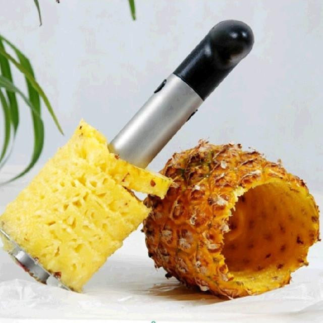 Pineapple De-corer Stainless Steel Peeler