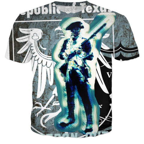 Veteran Outfitters Minuteman All Over Print