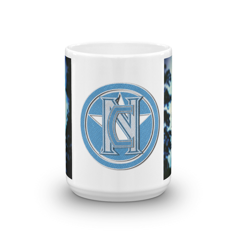 UNC Bell Tower Coffee Mug