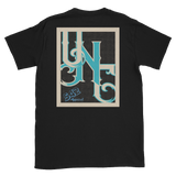542Blue Apparel by W&B Clothing Company Vintage Style UNC shirt
