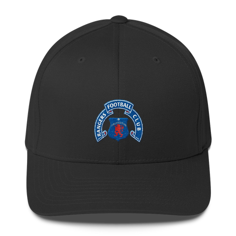50/50 Soccer Galveston Rangers FC Structured Twill Cap