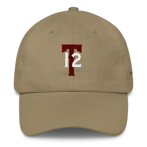 The Hullabaloo T12 Classic Relaxed Unstructured Cap