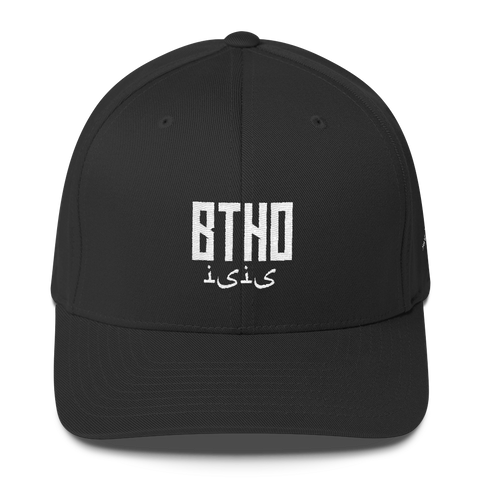 The Hullabaloo BTHO isis Structured Twill Cap