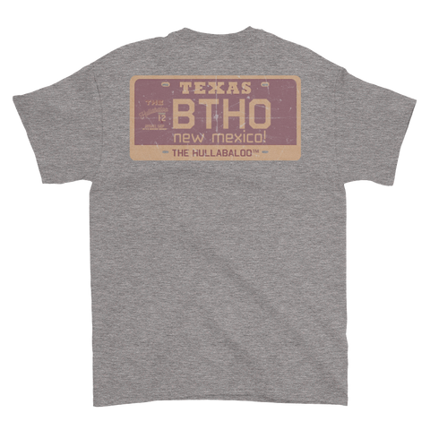 The Hullabaloo by W&B Clothing Company BTHO new mexico Tee