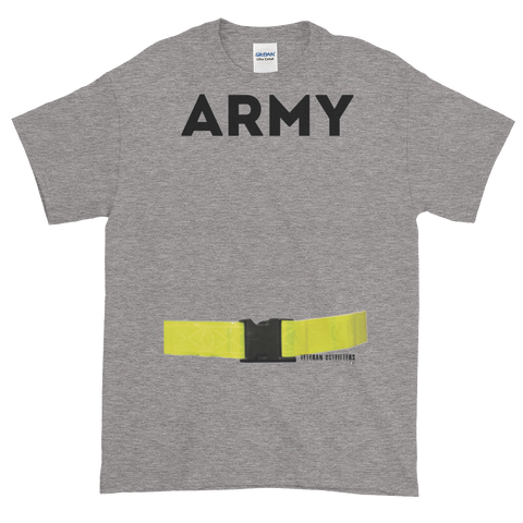 Veteran Outfitters Army PT Belt Short-Sleeve T-Shirt