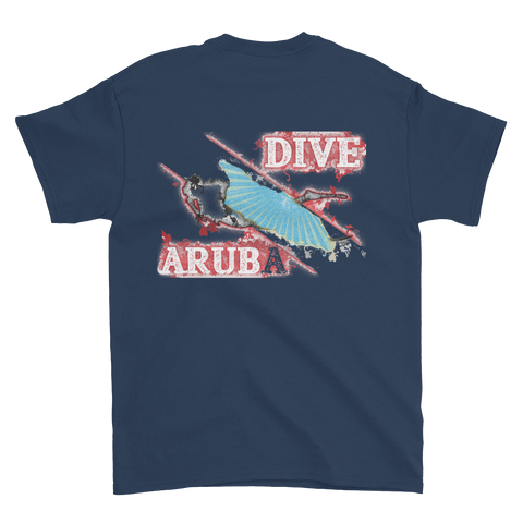 West Indies Trading Company Dive Aruba Tee