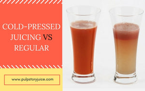 Cold-Pressed Juicing Vs Regular