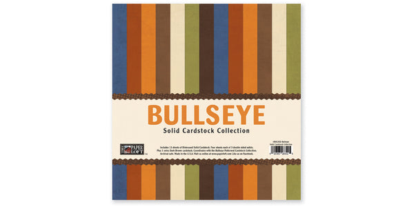 BUL302-Bullseye Solid Collection