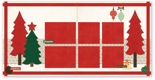 FFC505-Celebrate Christmas Two Page Kit