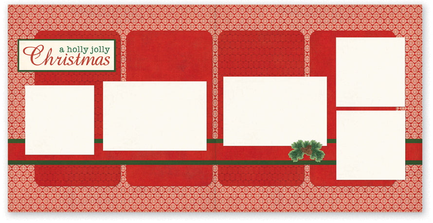 FFC509-Christmas Two Page Kit