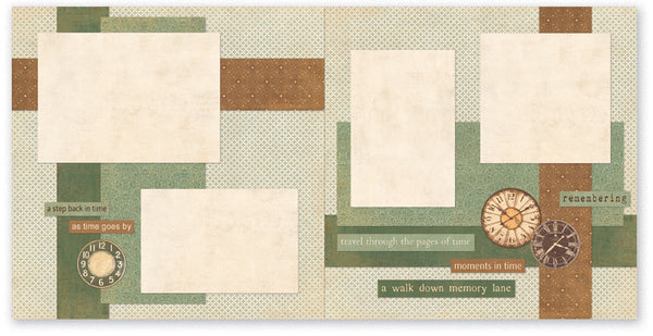 GMA504-Remembering Two Page Kit