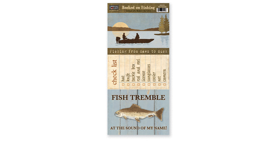 HF202-Fish Tremble Accessory Sheet