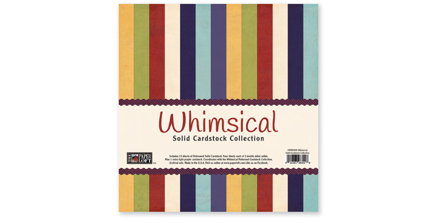 WMS302-Whimsical Solid Collection