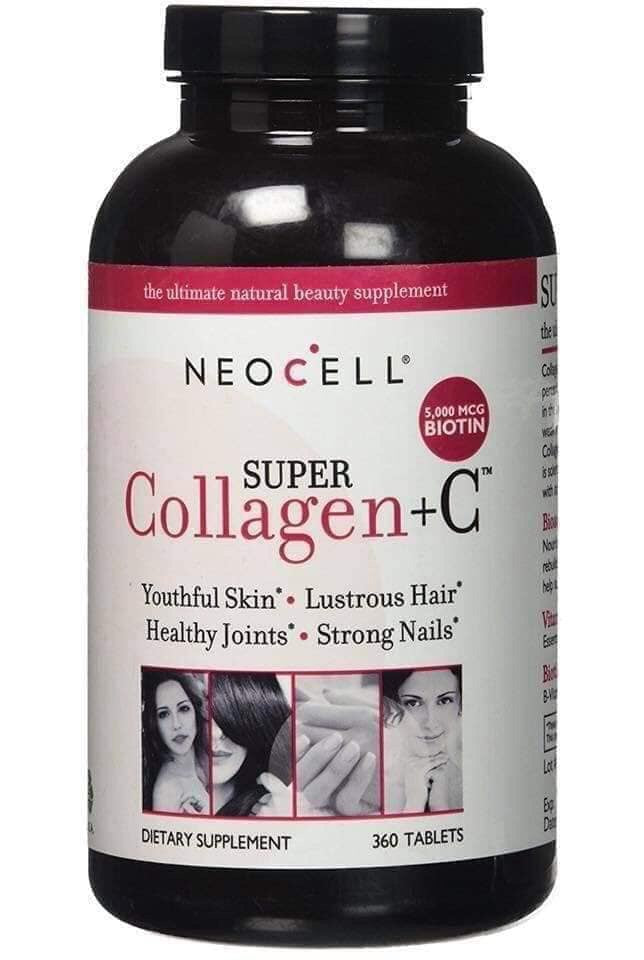 Neocell Super Collagen With Vitamin C