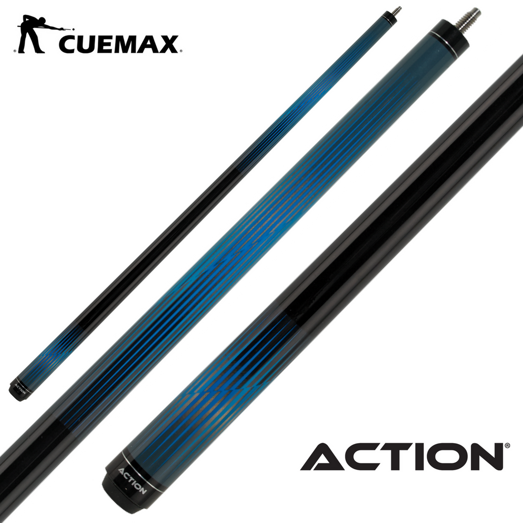 Action Impact IMP33 Pool Cue - cuemax