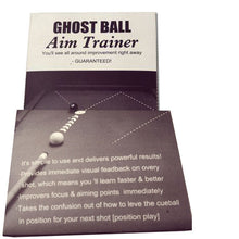 Ghost Ball Aim Trainer - cuemax